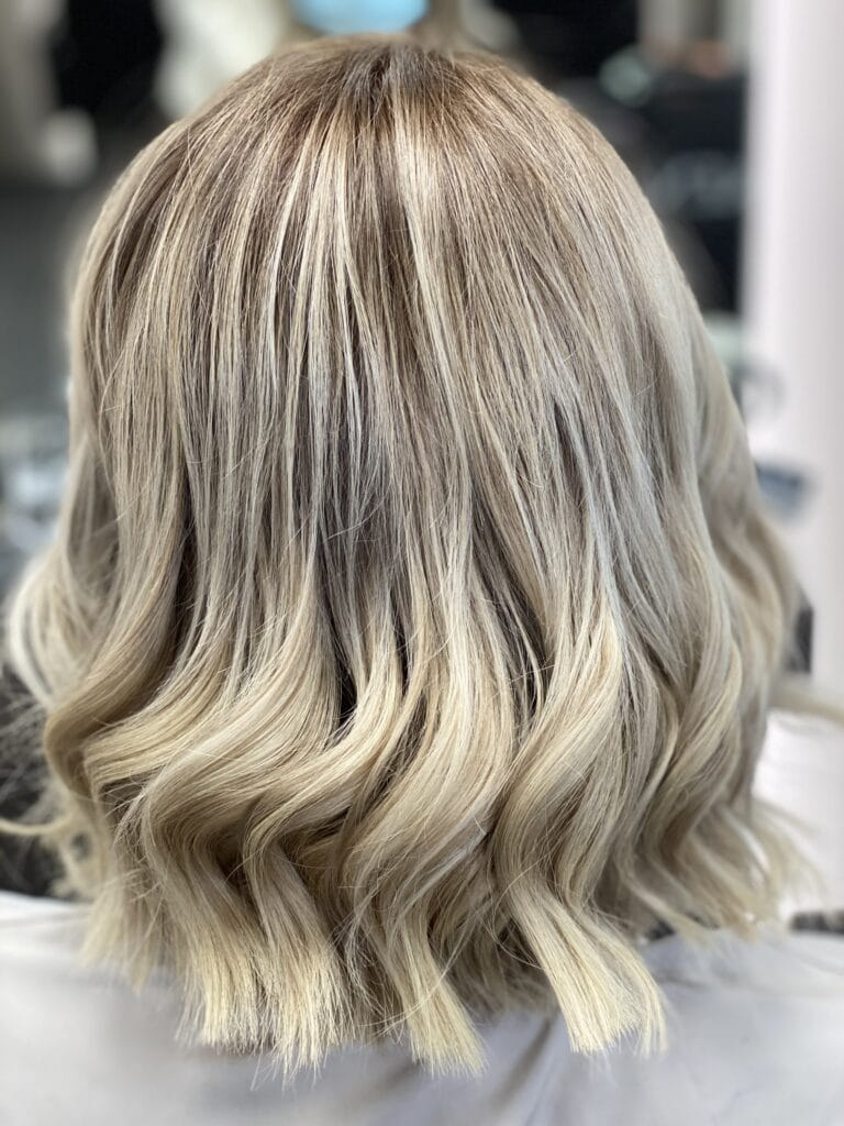 Blond Ombre München